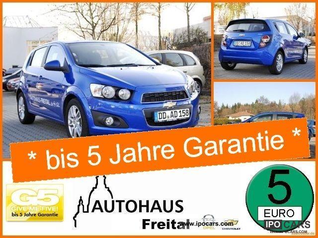 2011 Chevrolet  Aveo 1.6 LTZ Air, ESP, Bluetooth, Small Car Used vehicle photo