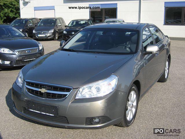 2009 Chevrolet  Epica 2.0 LT Auto DPF D Limousine Used vehicle photo