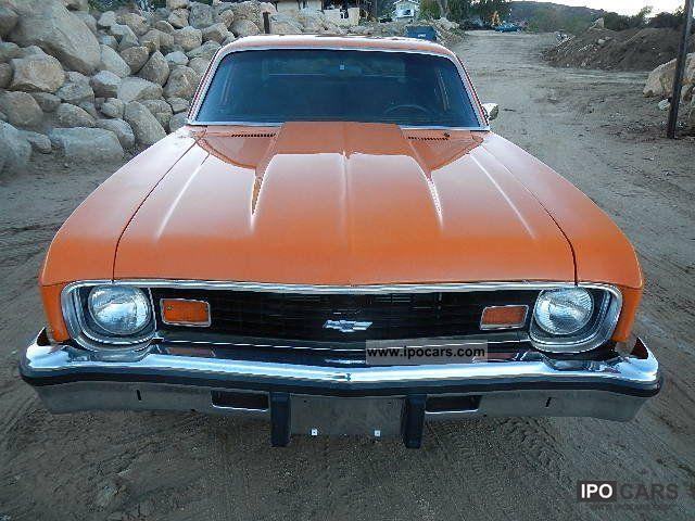 1974 Chevrolet  NOVA 1974 383 Stroker rare HATCHBACK Sports car/Coupe Classic Vehicle photo