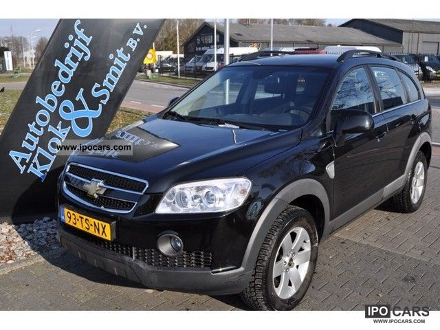 2007 Chevrolet  Captiva 2.0 VCDi 4wd Class 7 Persoons, Ecc, Pdc, Off-road Vehicle/Pickup Truck Used vehicle photo