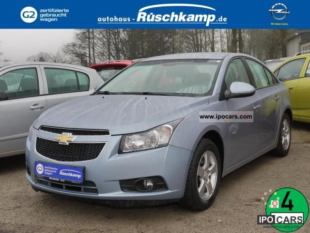 2009 Chevrolet  Cruze 1.6 LS alloy wheels Air conditioning PDC AHK Limousine Used vehicle photo