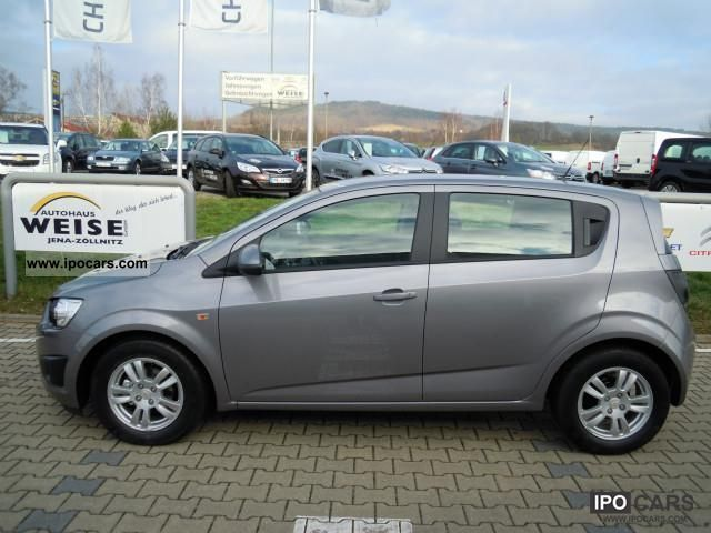 2012 Chevrolet  Aveo LT Other Demonstration Vehicle photo