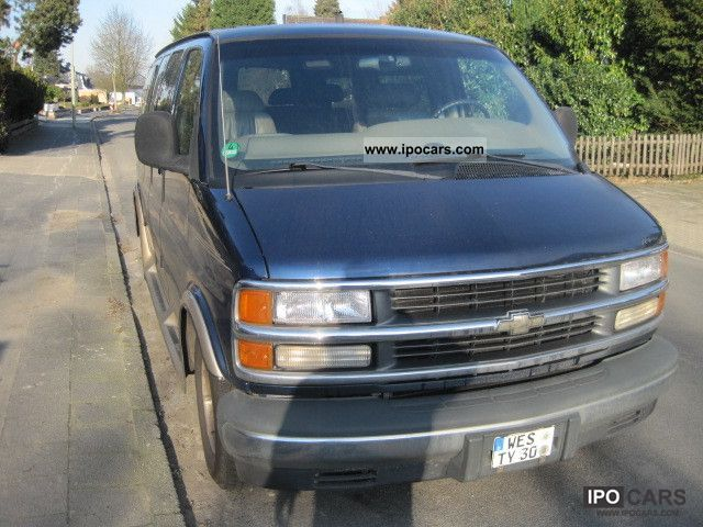 Chevrolet  Regency Express SE 1500 140 liters of gas plant 2000 Liquefied Petroleum Gas Cars (LPG, GPL, propane) photo