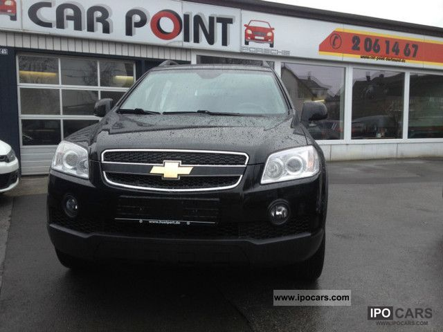 2008 Chevrolet  Captiva 2.0 LT 4WD 7 seater Off-road Vehicle/Pickup Truck Used vehicle photo