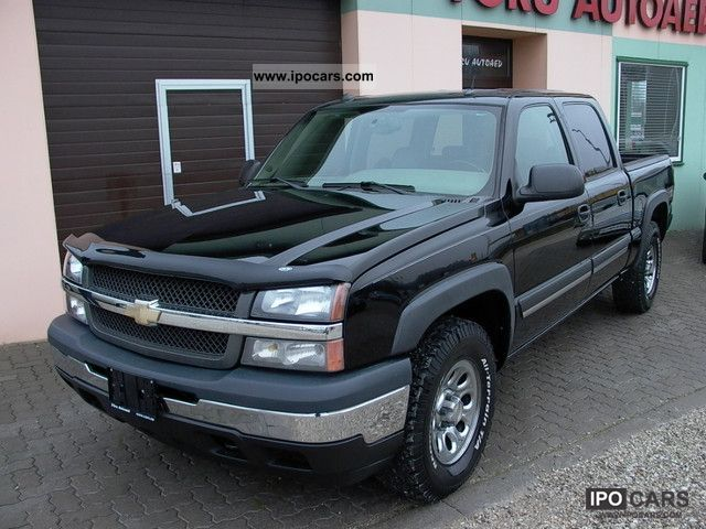 2005 Chevrolet  Silverado Off-road Vehicle/Pickup Truck Used vehicle photo