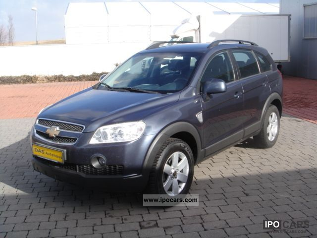2007 Chevrolet  Captiva 2.0 LT 4WD 7 seater automatic 7 seater Off-road Vehicle/Pickup Truck Used vehicle photo