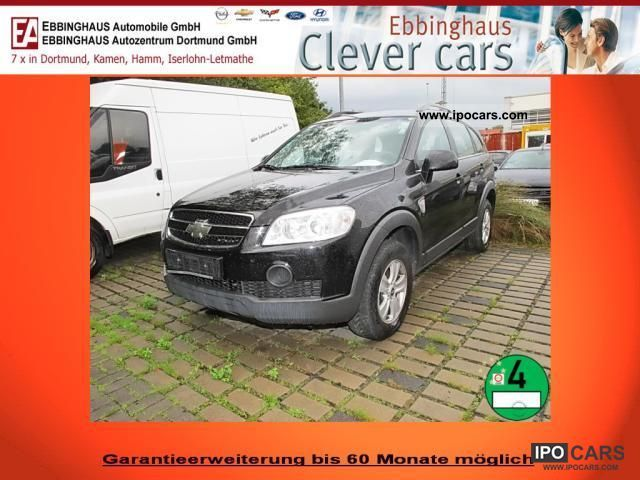 2008 Chevrolet  Captiva 2.4 LS 2WD 5-seater air-€ 4 aluminum CD Off-road Vehicle/Pickup Truck Used vehicle photo