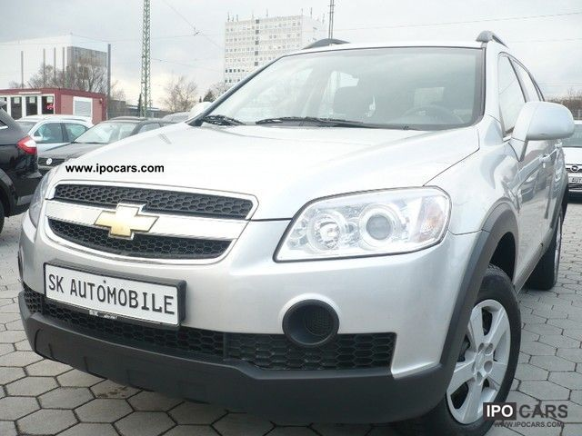 2008 Chevrolet  2WD Captiva 2.0 LS * 7 SEATS * 79 thousand kilometers * PDC * MFL Off-road Vehicle/Pickup Truck Used vehicle photo