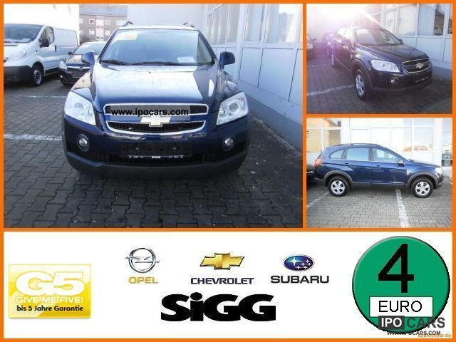 2008 Chevrolet  Captiva 2.4 LS 2WD 7 seater Family Edit PDC Off-road Vehicle/Pickup Truck Used vehicle photo