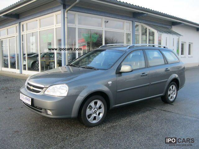2010 Chevrolet  Nubira 1.6 SX LPG system \u003e\u003e 46% \u003c\u003c Estate Car Used vehicle photo