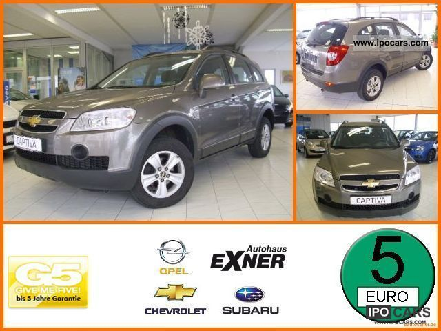 2008 Chevrolet  Captiva LS well maintained Off-road Vehicle/Pickup Truck Used vehicle photo