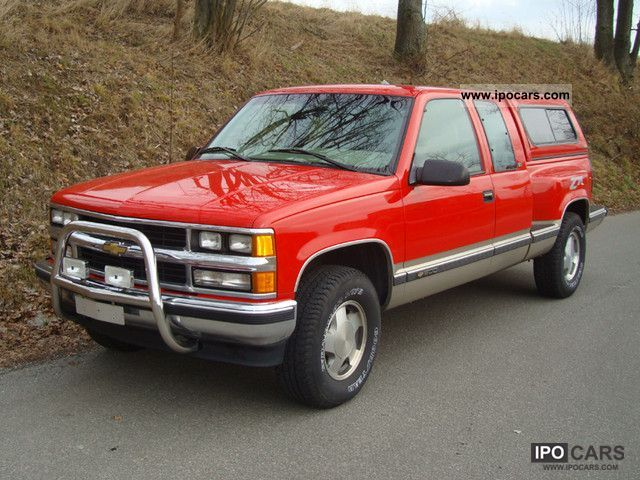 1996 Chevrolet  Silverado 1500 Off-road Vehicle/Pickup Truck Used vehicle photo