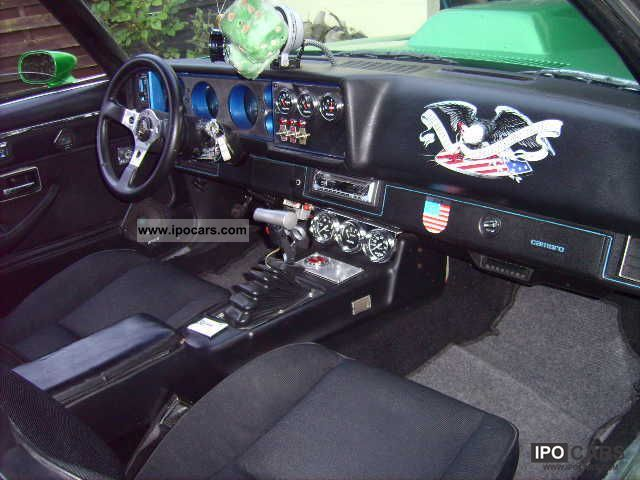 1979 Chevrolet Camaro  Car Photo and Specs