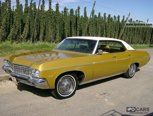 Chevrolet  Caprice 1970 Vintage, Classic and Old Cars photo