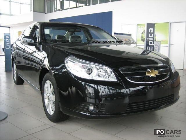 2011 Chevrolet  Epica 2.0 LS Limousine Used vehicle photo