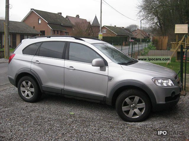 2006 Chevrolet  Captiva diesel 2.0 150 ch gris Other Used vehicle photo