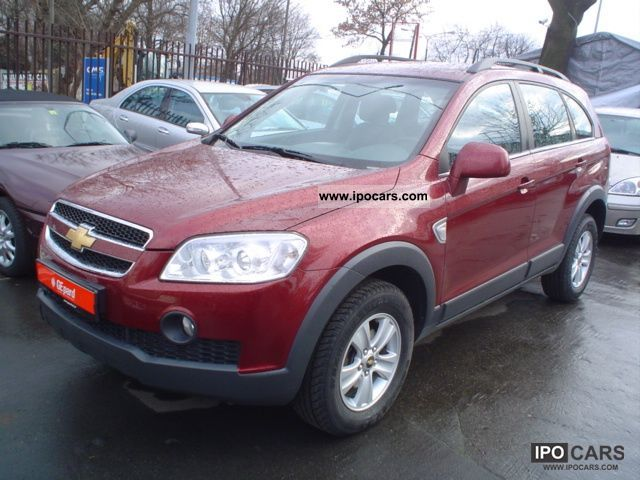 2009 Chevrolet  Captiva 2.0 TDI 1-Y WL MODEL 09 SALON Other Used vehicle photo