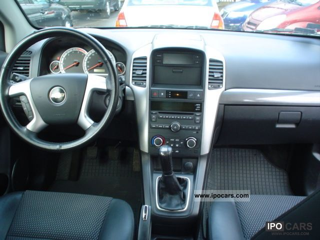 Chevrolet Captiva Tdi Y Wl Model Salon Lgw