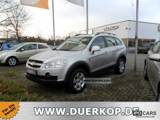 2008 Chevrolet  Captiva 2.4 LS Family 7 seats Off-road Vehicle/Pickup Truck Used vehicle photo