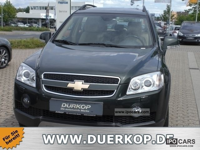 2008 Chevrolet  Captiva 2.0 LT 4WD Exclusive leather, climate control Off-road Vehicle/Pickup Truck Used vehicle photo