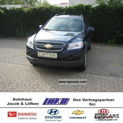 2010 Chevrolet  Captiva 2.4 LS 2WD Air Conditioning / LF radio / Off-road Vehicle/Pickup Truck Used vehicle photo