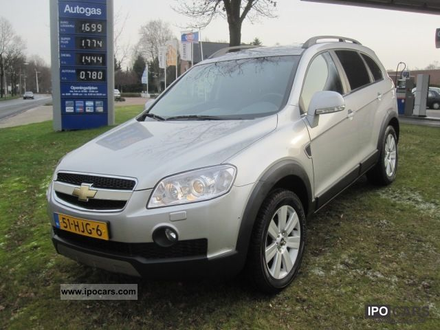 2006 Chevrolet  Captiva 3.2 4WD EXECUTIVE 7-P + Zomer WINTERB Van / Minibus Used vehicle photo