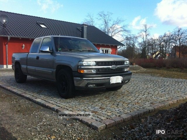 1999 Chevrolet  Silverado Off-road Vehicle/Pickup Truck Used vehicle photo
