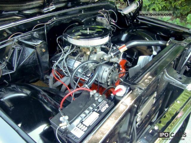 chevrolet 5.7 liter horsepower