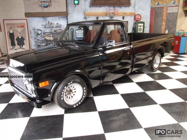 Chevrolet  C1500 / C10 5.7-liter V8 / 255 HP! / Sty HotRod 1969 Vintage, Classic and Old Cars photo