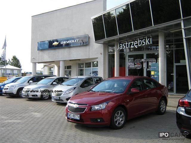 2010 Chevrolet  Cruze 2 lata pe nej Gwarancji ³, 1 ³ w aœciciel, sal Limousine Used vehicle photo