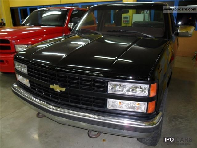 1991 Chevrolet  Silverado 1500 by AMERICAN MOTOR Off-road Vehicle/Pickup Truck Used vehicle photo