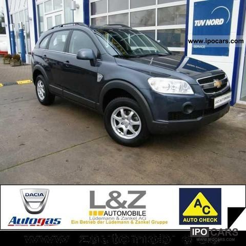 2009 Chevrolet  Captiva 2.4 2WD 5 seater LS * winter complete wheels Off-road Vehicle/Pickup Truck Used vehicle photo
