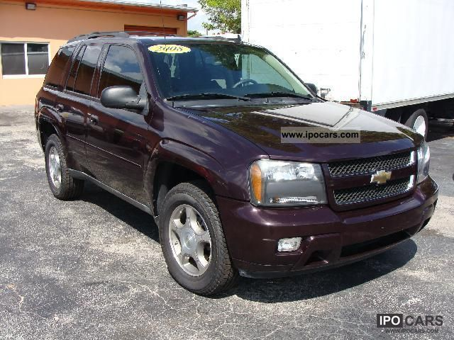 2008 Chevrolet  TRAIL BLAZERS Limousine Used vehicle (business photo