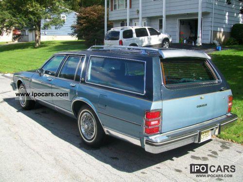 1984 Chevrolet  Wagon NICE CAR, and 45 U.S. Classic Cars Estate Car Used vehicle photo