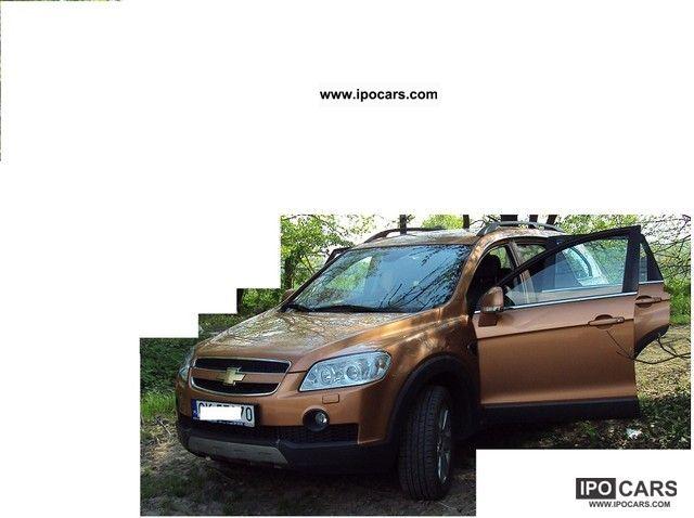2007 Chevrolet  sprzedam piękna bryczkę Off-road Vehicle/Pickup Truck Used vehicle photo