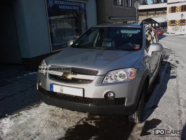 2006 Chevrolet  Captiva 2.0 LT 4WD 7 seater automatic Off-road Vehicle/Pickup Truck Used vehicle photo