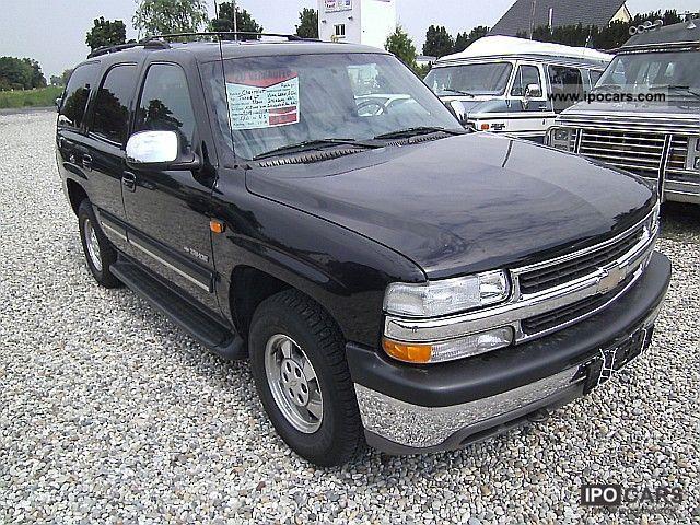 2000 Chevrolet  Tahoe LT NAVI Off-road Vehicle/Pickup Truck Used vehicle photo