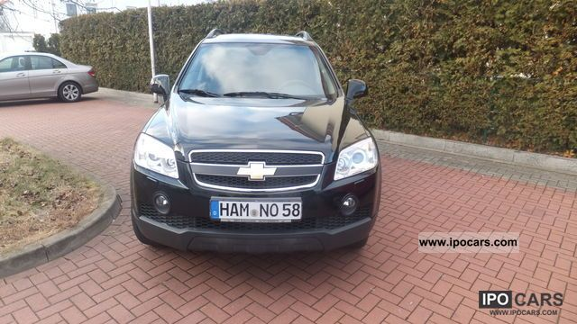 2006 Chevrolet  Captiva LT 4.2 7-seater automatic climate Off-road Vehicle/Pickup Truck Used vehicle photo