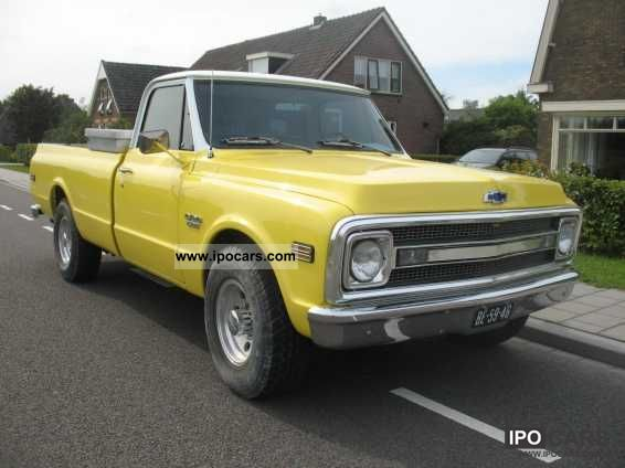 Chevrolet  C 20 350cu 1970 Vintage, Classic and Old Cars photo