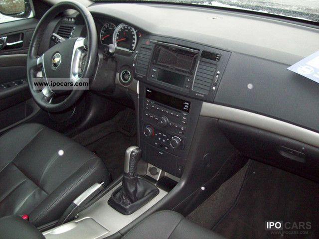 2009 Chevrolet Epica 2 0 Lt Car Photo And Specs