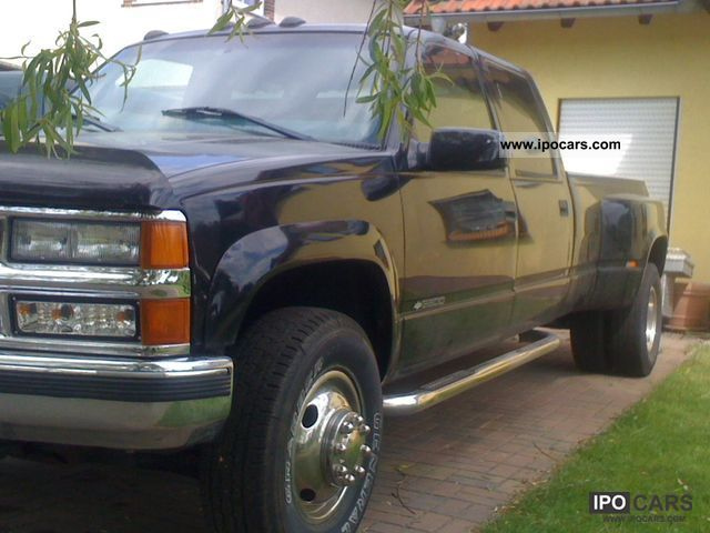 1998 c3500 dually towing specs autos post. Black Bedroom Furniture Sets. Home Design Ideas