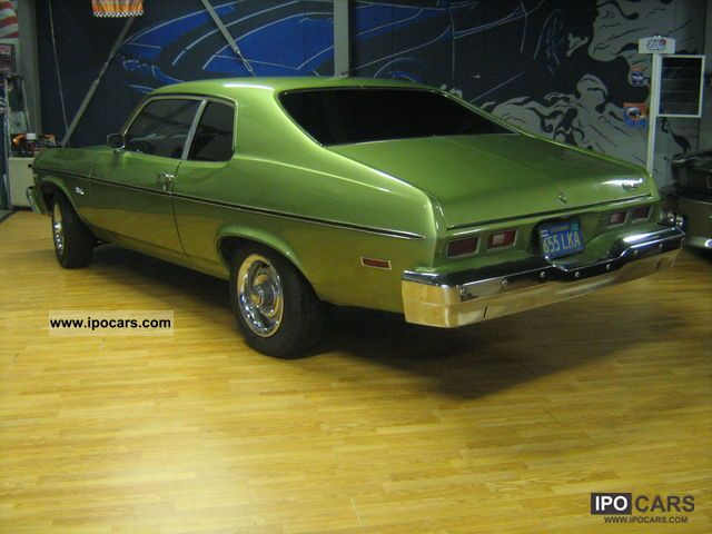 1974 chevrolet nova 350 4brrl complete original docs incl car Wiring Diagram for 1966 Mustang