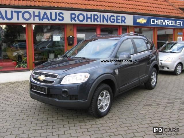 2010 Chevrolet  Captiva 2.4 LS 2WD Air Conditioning top condition Off-road Vehicle/Pickup Truck Used vehicle photo
