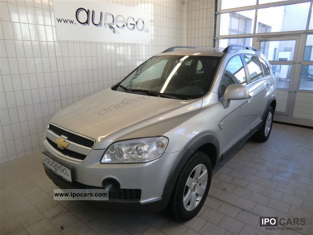 2011 Chevrolet  Captiva LS 2.4 5Seats 100KW Off-road Vehicle/Pickup Truck Employee's Car photo