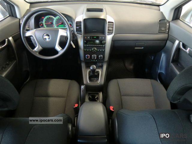2011 Chevrolet Captiva Ls 2 4 5seats 100kw Car Photo And