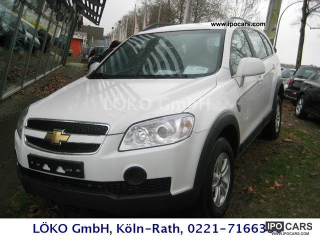 2011 Chevrolet  Captiva 2.4 LS 2WD 5 seater Off-road Vehicle/Pickup Truck Pre-Registration photo