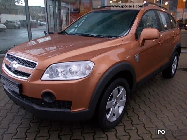 2009 Chevrolet  Captiva 2.4 2WD 7 seater Off-road Vehicle/Pickup Truck Used vehicle photo
