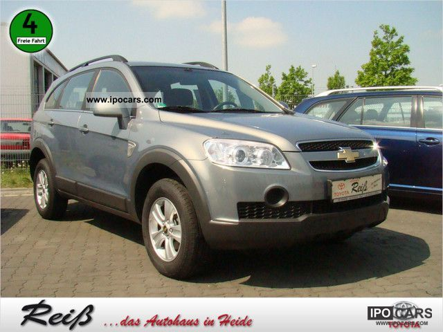 2010 Chevrolet  Captiva 2.4 LS AIR Off-road Vehicle/Pickup Truck Used vehicle photo