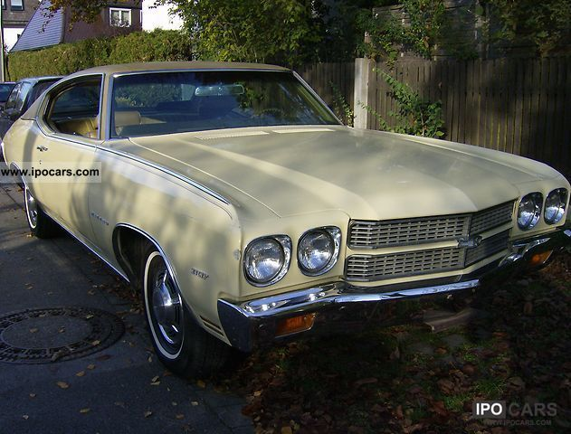 Chevrolet  Chevelle Malibu 1970 Vintage, Classic and Old Cars photo