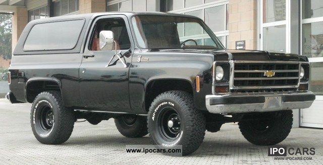 1988 Chevrolet  K5 Blazer 5.7 V8, RIVERNICIATO A NUOVO, GOMME 33 Off-road Vehicle/Pickup Truck Used vehicle photo